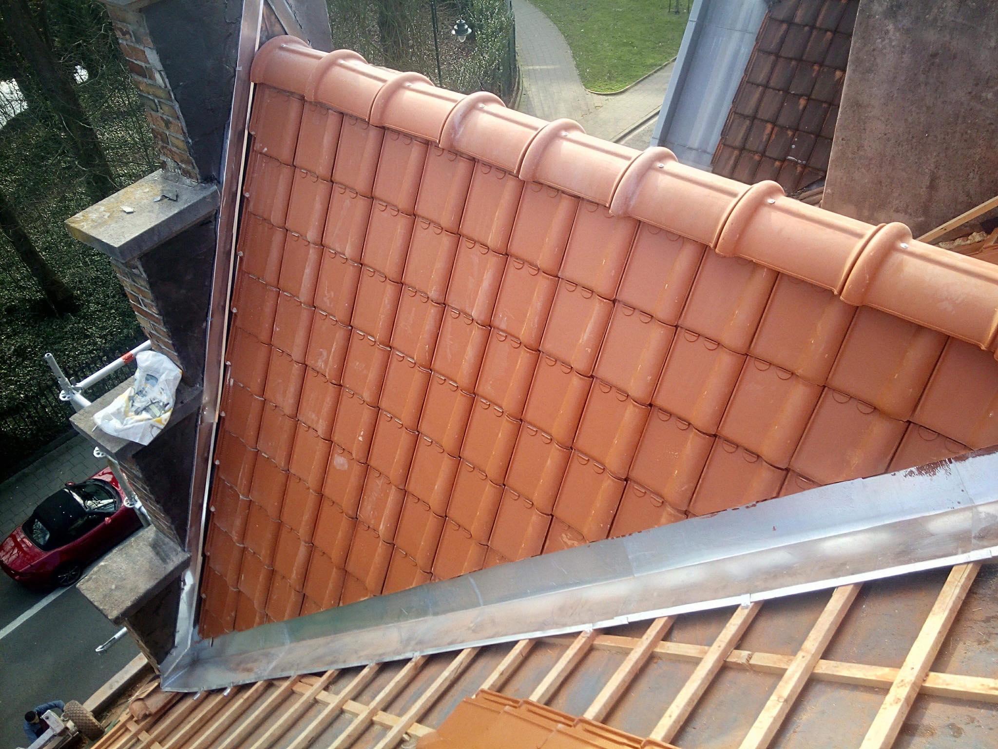 r novation toiture corniches goutti res et zinc toitures lefever. Black Bedroom Furniture Sets. Home Design Ideas