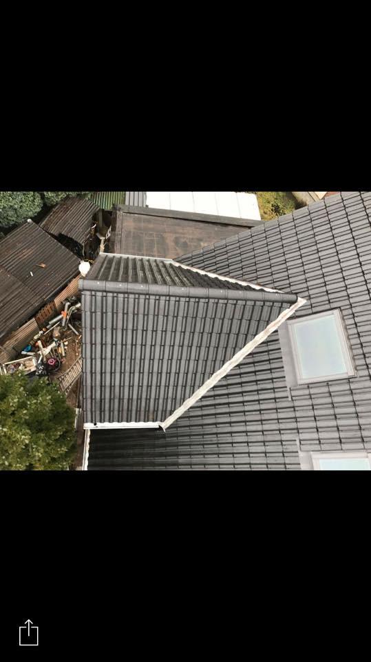 Travaux de toiture avant après